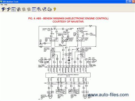 Autocar Truck Wiring Diagram by Mitchell Medium Truck 2008 Repair Manuals