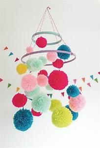 comment faire un pompon guide et applications With tapis chambre bébé avec composition fleurs pour noel