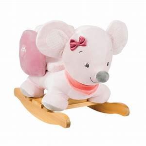 Animal Bascule Bebe : nattou bascule ad le l 39 l phant ad le valentine made in b b ~ Teatrodelosmanantiales.com Idées de Décoration