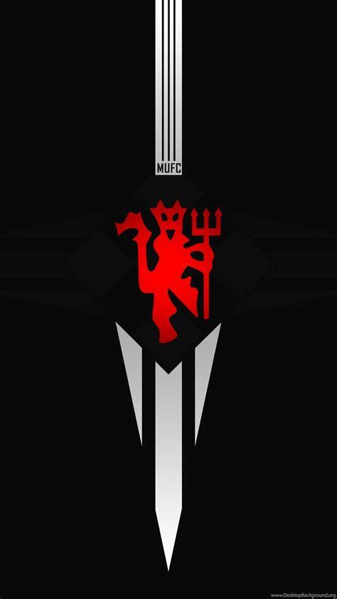 Manchester United Wallpaper Black - Gambar Ngetrend dan VIRAL