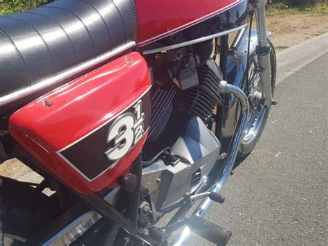 moto morini 3 1 2 sport 350 cc 1978 catawiki