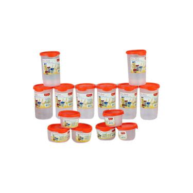 Kitchen Containers Naaptol by Buy Princeware 30 Pcs Easy Store Kitchen Container Set