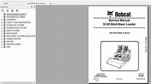 Bobcat S130 Series Service Manual