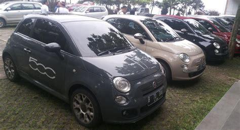 Modifikasi Fiat 500 by Harga Mulai Rp310 Jutaan Fiat 500 Ditargetkan Laris 500
