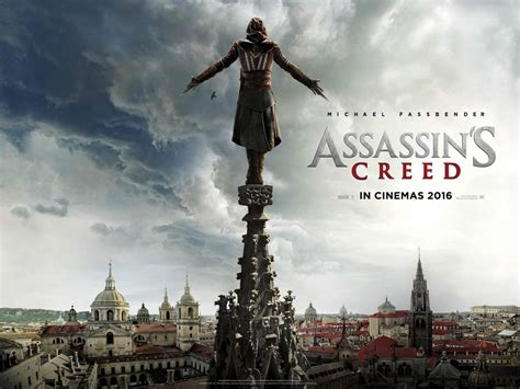 Do you like this video? Assassin's Creed UK Movie Poster starring Michael Fassbender