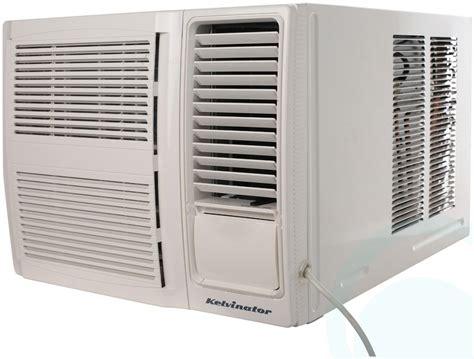 Kelvinator 1.6kw Window Box Air Conditioner Kwh15cme
