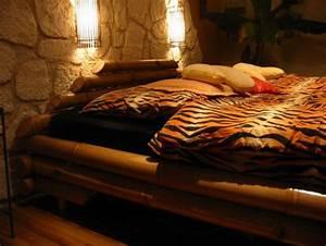 Mein Zimmer Einrichten : schlafzimmer afrikanisch einrichten ~ Markanthonyermac.com Haus und Dekorationen
