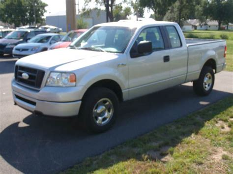 2007 Ford F-150 Stx 4dr Supercab 4wd Styleside 6.5 Ft. Sb