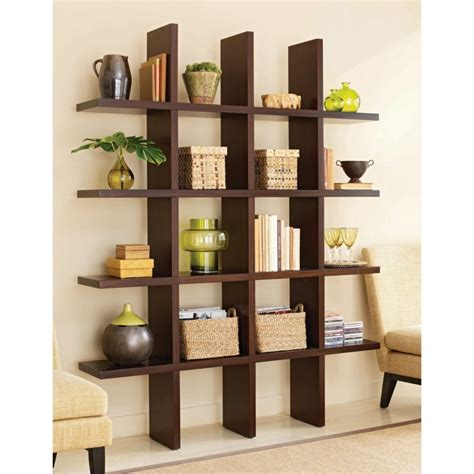 wall to ceiling bookcases living room wall shelves decorating ideas house decor with