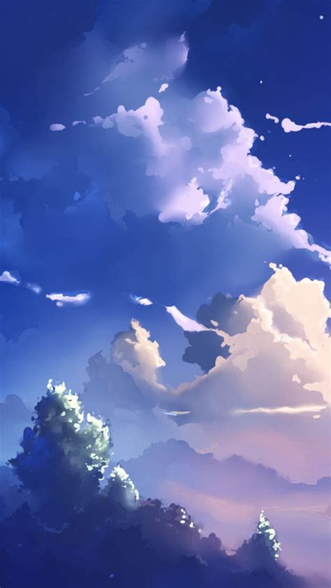 Anime Wallpaper Backgrounds by Anime Clouds Search Anime In 2019