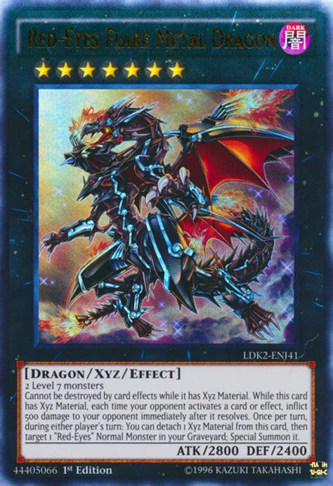 red eyes flare metal dragon yu gi  fandom powered