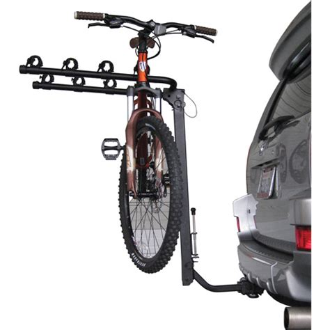 bike rack walmart advantage tiltaway 4 bike rack walmart