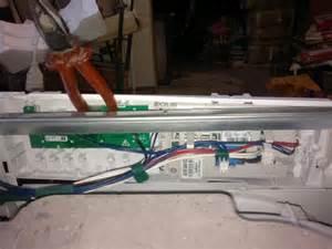 erreur e10 lave linge electrolux lave linge d 233 montage panneau de commande lave linge