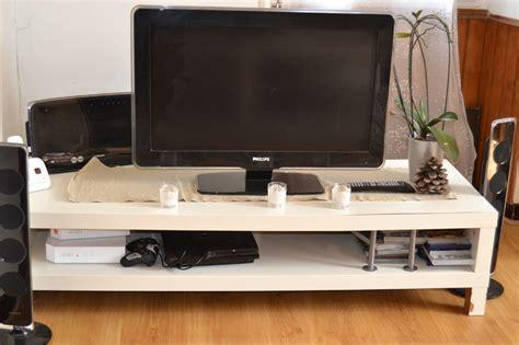 tele cuisine table basse et meuble télé relookés les loisirs d 39 angegaby