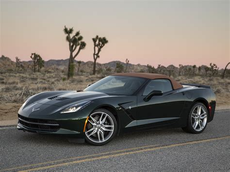 Chevrolet Corvette Stingray Convertible C7 Specs 2018
