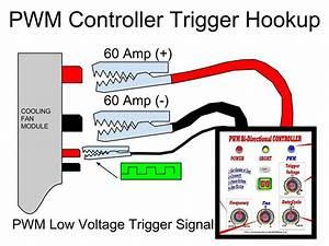 Pwm Controller Fan Motor Hookup
