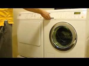 Miele Novotronic W918 Laugenpumpe : wash in with the aeg miele washer bosch dryer doovi ~ Michelbontemps.com Haus und Dekorationen