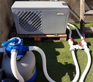Pompe De Piscine Intex : pompe chaleur intex pour piscines hors sol ou enterr es ~ Dailycaller-alerts.com Idées de Décoration