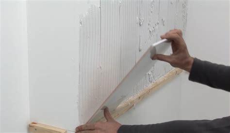 comment poser du carrelage mural cuisine pose carrelage au mur 28 images poser du carrelage au