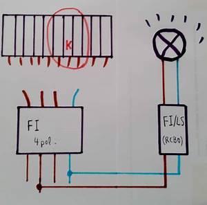 Fi Schalter Anklemmen : schaltplan fi anschliessen wiring diagram ~ A.2002-acura-tl-radio.info Haus und Dekorationen