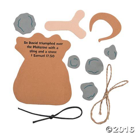 david amp goliath ornament craft kit 12pk supplies 895 | 13694820 a01
