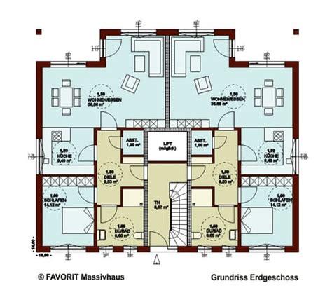 Grundriss 3 Familienhaus Neubau by Format 3 304 Favorit Massivhaus Komplette