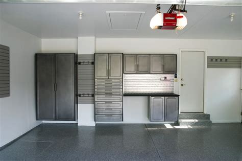 custom garage cabinets modern shed chicago by pro