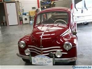 Pieces Detachees Renault 4cv à Vendre : renault 4cv d 39 occasion recherche de voiture d 39 occasion le parking ~ Medecine-chirurgie-esthetiques.com Avis de Voitures