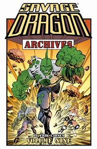 Savage Dragon Archives #2 - Vol. 2 (Issue)