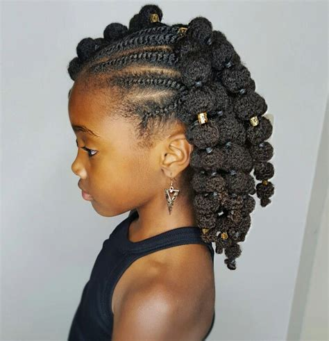 Kid Hairstyles Hair by Mini Puffs Hairstyles For Buns And Updo S