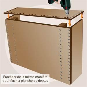 Fabriquer Une Tête De Lit : comment fabriquer une t te de lit avec rangements ~ Dode.kayakingforconservation.com Idées de Décoration
