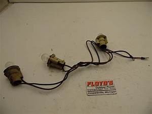 John Deere 400 Lawn  U0026 Garden Tractor Headlight Wiring
