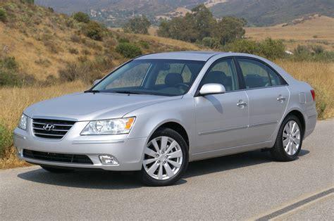 2009 Hyundai Sonata Information And Photos Zombiedrive