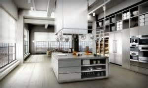 island ideas for small kitchens 22 beautiful kitchen design for loft apartment