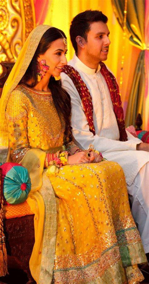 latest mehndi dresses  shanilas corner