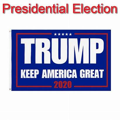 Banner Trump Flag Donald America Hanging Banners