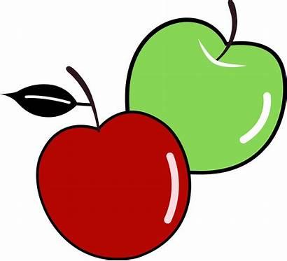 Apple Clipart Tree Teacher Apples Transparent Clip