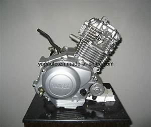 China Motorcycle Parts  Motorcycle Engine Assembly For