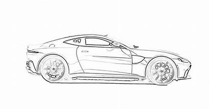 Coloring Pages Sports Side Profile