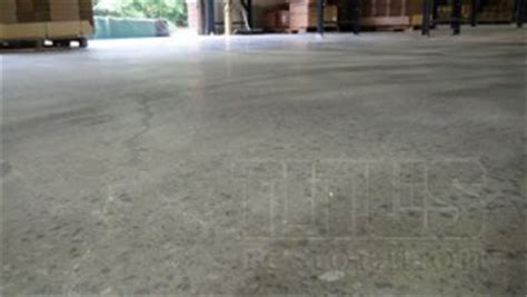 repair damaged  eroded concrete floors