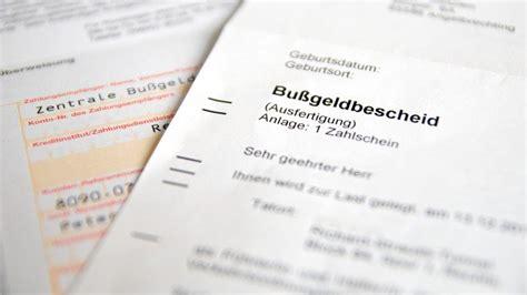 Vorlage Einspruch Gegen Bußgeldbescheid » Vorlage