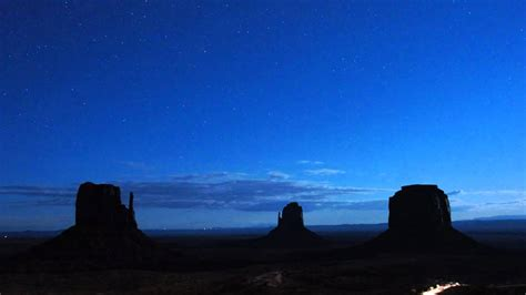 monument valley night sky youtube