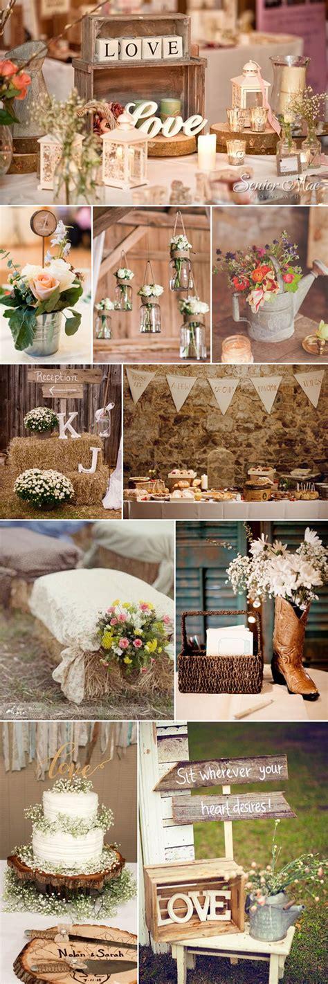 50+ Rustic Fall Barn Wedding Ideas That Will Take Your
