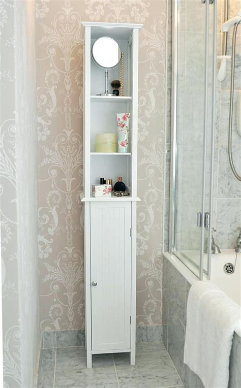 tallboy bathroom cabinet bathroom cabinet storage cabinets with doors source 14614