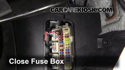 2009 Nissan Coupe Fuse Box Diagram by 09 Infiniti G37 Fuse Box Schematics