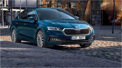 There are four cylinders available in both car engines. Facelifted Skoda Octavia launch delayed further till mid ...