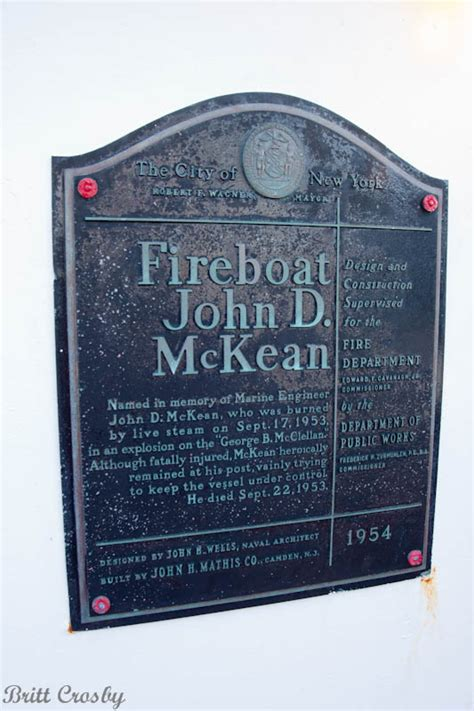 Fireboat Mckean by New York Fdny Boats 4