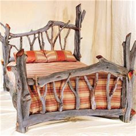 38521 beautiful log bed frames 1000 images about beds on log bed
