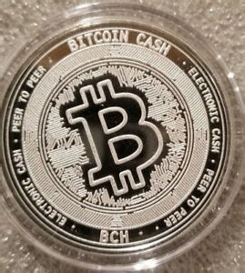 Bitcoin cash price prediction for august 2021 Bitcoin Cash BCH 1 oz .999 silver commemorative coin crypto currency BCC | eBay