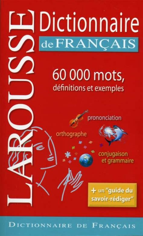 dictionnaire de cuisine larousse livre larousse dictionnaire de francais 1er prix